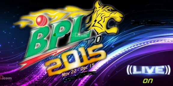 BPL 2015 Player Auction Sold and Unsold Players List