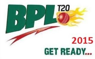 Bangladesh Cricket League T20 Favorites 2015