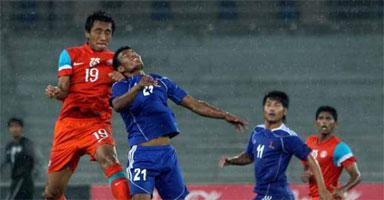 Nepal vs Bangladesh Live Streaming Football Match