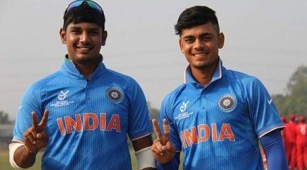 India U19 vs Namibia U19 Live Score Quarter Final Match