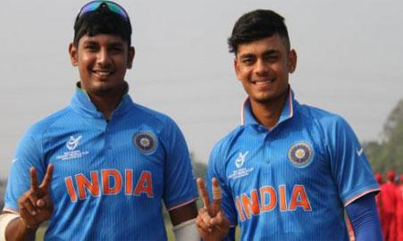 India U19 vs Sri Lanka U19 Live Score Semi Final Match