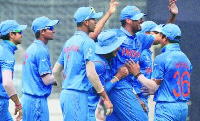 India U19 vs West Indies U19 Live Score Final Match