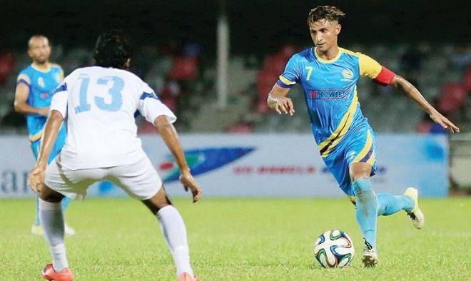 Dhaka Abahani vs Chittagong Abahani Final of Independence Cup 2016