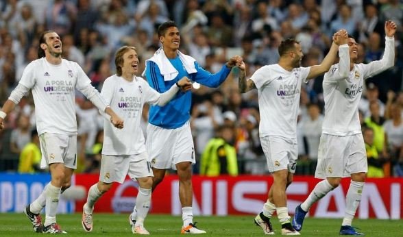Real Madrid is in final by defeating Manchester City