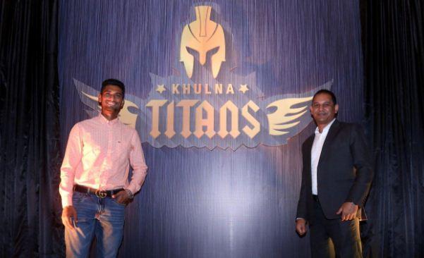 Khulna Titans Player Team Logo BPL T20 2016