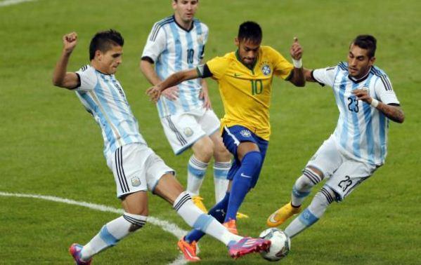 Argentina vs Brazil Match Result World Cup 2018 Qualifier