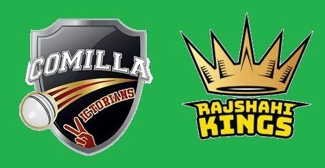 Comilla Victorians vs Rajshahi Kings BPL 1st Match 2016