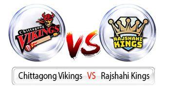 BPL 2016 Eliminator Chittagong Vikings vs Rajshahi Kings Live Scorecard