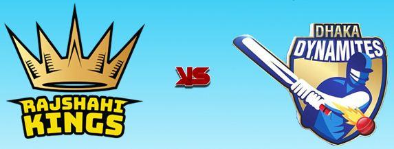 BPL 2016 Final Live Dhaka Dynamites vs Rajshahi Kings Match