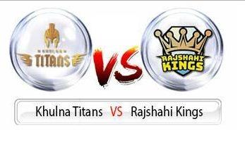 BPL 2016 Qualifier 2 - Khulna Titans vs Rajshahi Kings Match