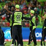 Bangladesh vs Sydney Thunder Live Score Practice Match Result