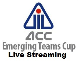 ACC Emerging Teams Cup Live Streaming & Today Match Result