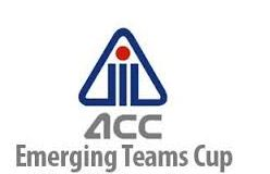 ACC Emerging Cup Points Table 2017 Today Match Prediction