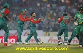 Bangladesh U23 vs Pakistan U23 Live Score Emerging Cup 30 March
