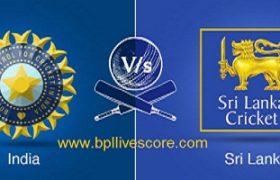 India vs Sri Lanka U23 Live Score Emerging Cup March 27, 2017