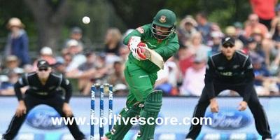 Live Bangladesh vs New Zealand on Channel 9 Tv ODI Match