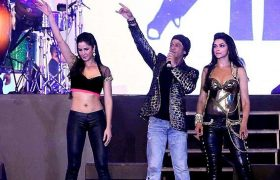 BPL 2017 Opening Ceremony Live Shahrukh Khan and Katrina Concert