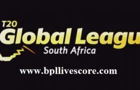 Global T20 League Schedule, Match Fixtures and Points Table 2017
