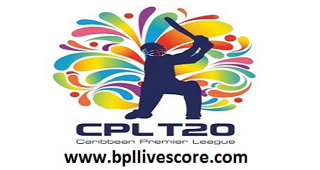 CPL T20 Live Score