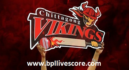 Chittagong Vikings Team Squad and Player List in BPL 2017