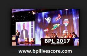 BPL Player Draft Live On GTV and Maasranga Tv Channel