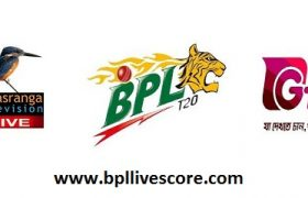 BPL T20 Live Telecast GTV Channels List Worldwide