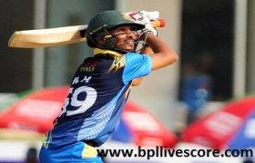 Nasir Hossain to be playing for Sylhet Sixers in BPL 2017