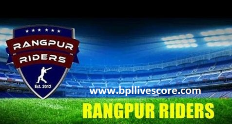 Rangpur Riders Match Ticket, Schedule and Points of BPL 2017