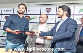 Rangpur Riders all set to start journey of BPL 5 Session