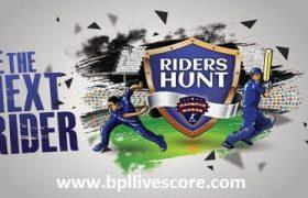 Rangpur Riders to Operate Talent Hunt Program