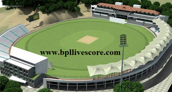 BPL 2017 Practice Grounds of all Franchises
