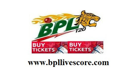BPL T20 Ticket 2017 Buy Online at Paypoint and Shohoj