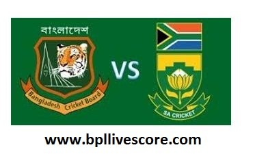 Bangladesh vs South Africa Match Preview, Prediction, Scorecard