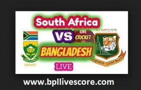 Bangladesh vs South Africa Practice Match Live Score Today