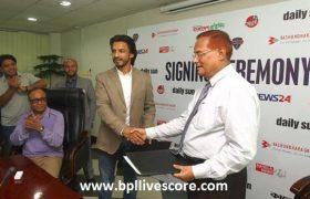 Rangpur Riders Sign Deals with Sponsor Ahead of BPL 2017
