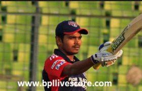 Shamsur Rahman to Play for Rangpur Riders in BPL 2017