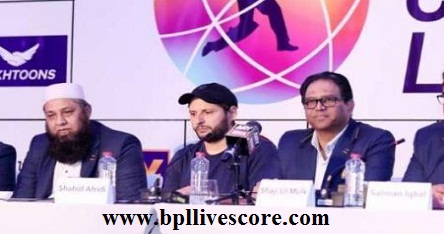 T10 Cricket League Points Table 2017 Team Standing