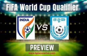 Bangladesh vs India Football Match World Cup Qualifiers