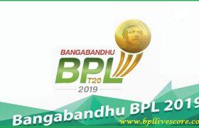 Bangabandhu BPL Live Score