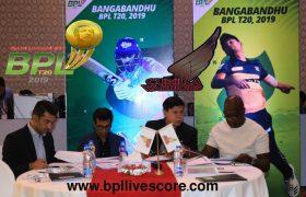 Cumilla Warriors Player List, Team Squad Bangabandhu BPL T20