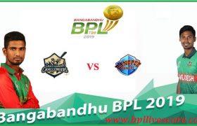 Chattogram Challengers vs Rangpur Rangers Live Score
