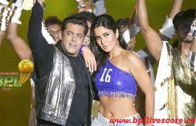 Salman, Katrina Performance in BPL Opening Ceremony