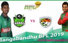 Sylhet Thunder vs Khulna Tigers Live Score