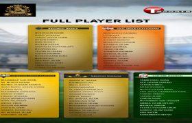 Bangabandhu T20 Cup 2020 Schedule