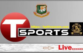 T Sports Tv Channel