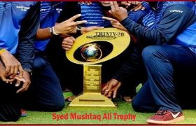 Syed Mushtaq Ali Trophy Live Score Today Match Result